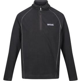 Regatta Montes Sweat-shirt Manches longues Polaire Homme, ash